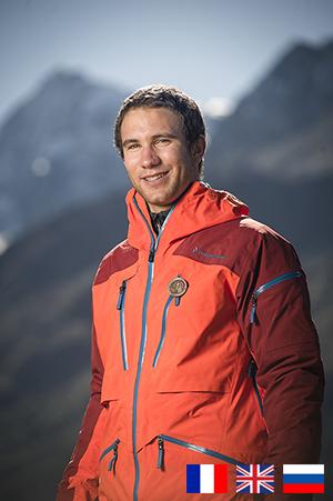 Dorian Arpin - moniteurs de ski