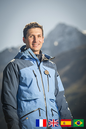 Luighi Rottier - moniteurs de ski