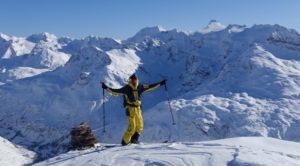 Ski aventure avec l'école de ski OriginAlps