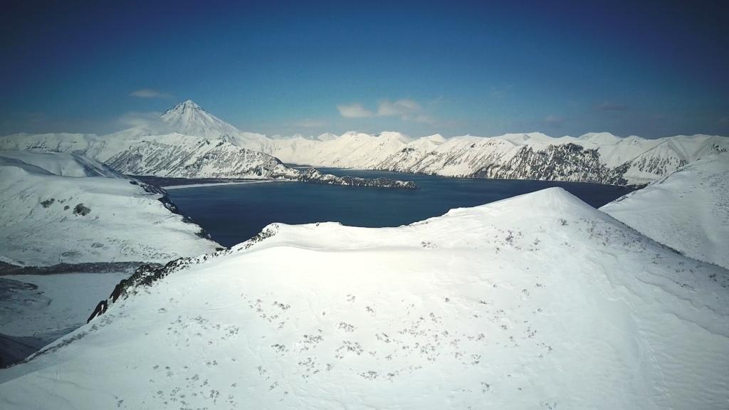 Paysage Kamtchatka