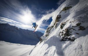 Luighi Rottier ski Freeride OriginAlps