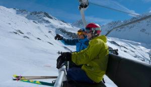 ecole de ski OriginAlps cours de ski privé