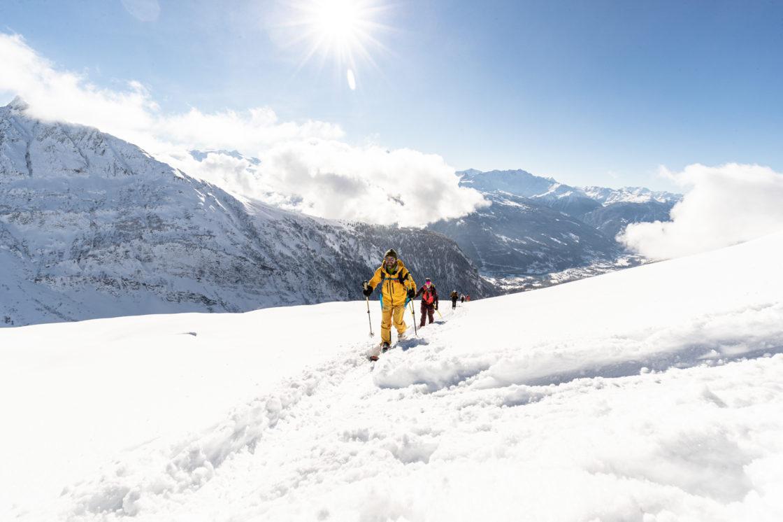 Séjour Ski de randonnée guidé