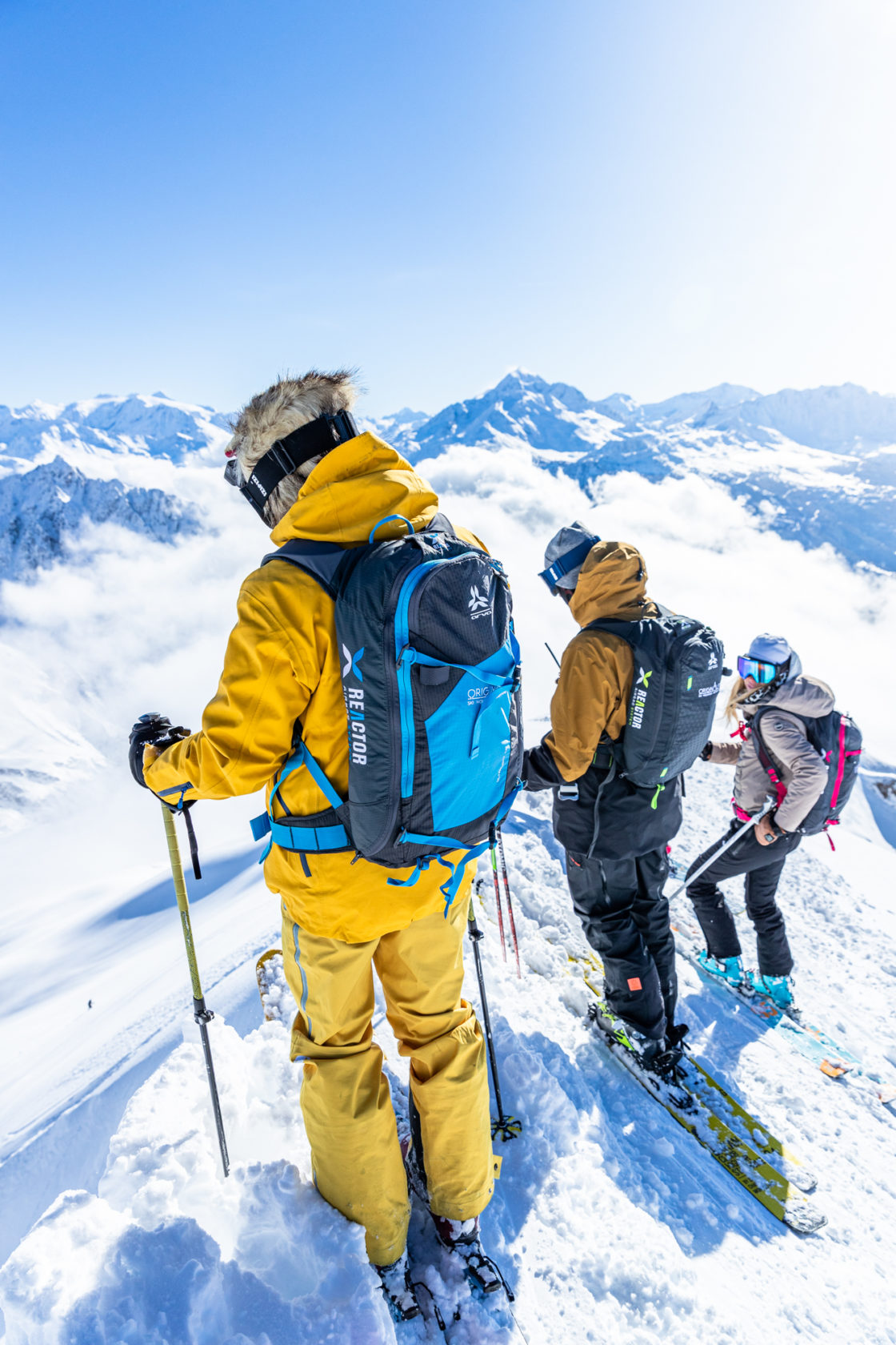 Private Group Ski Touring