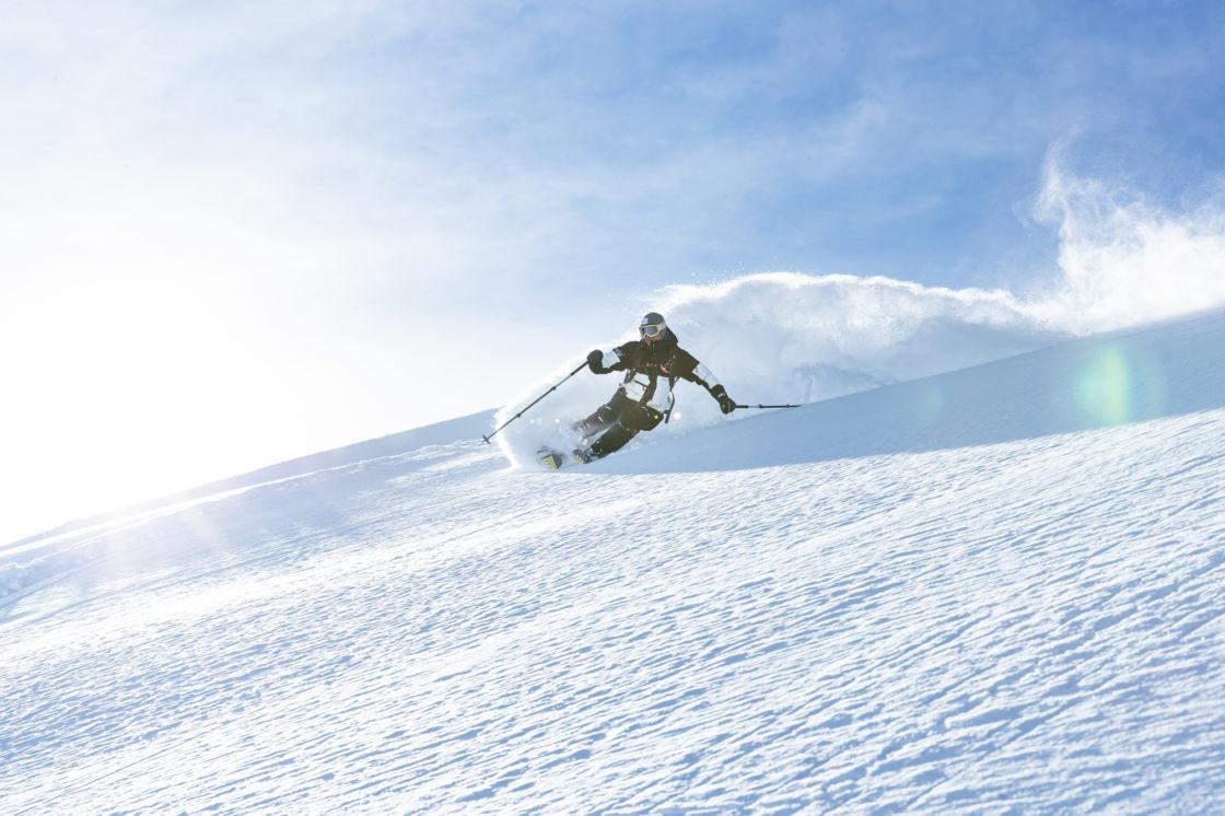 Holiday Ski Activity