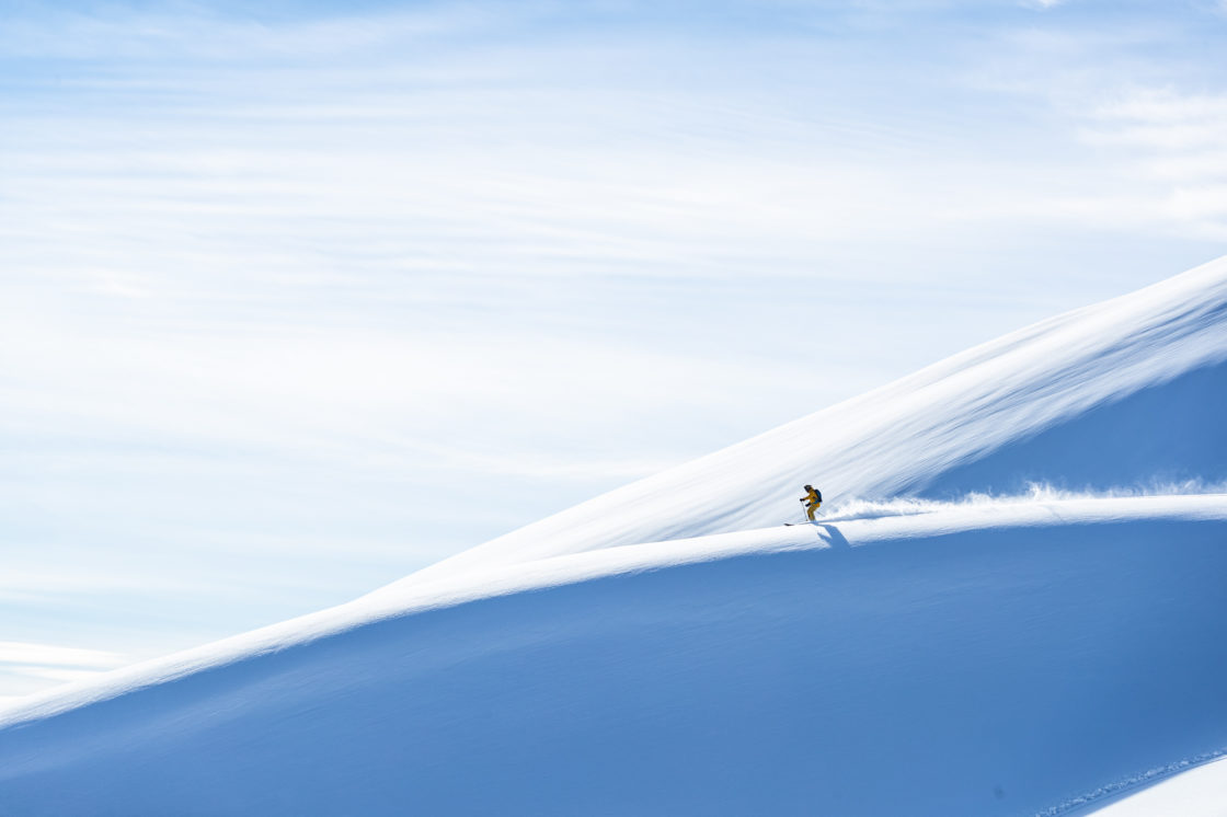 Guided Freeride Group