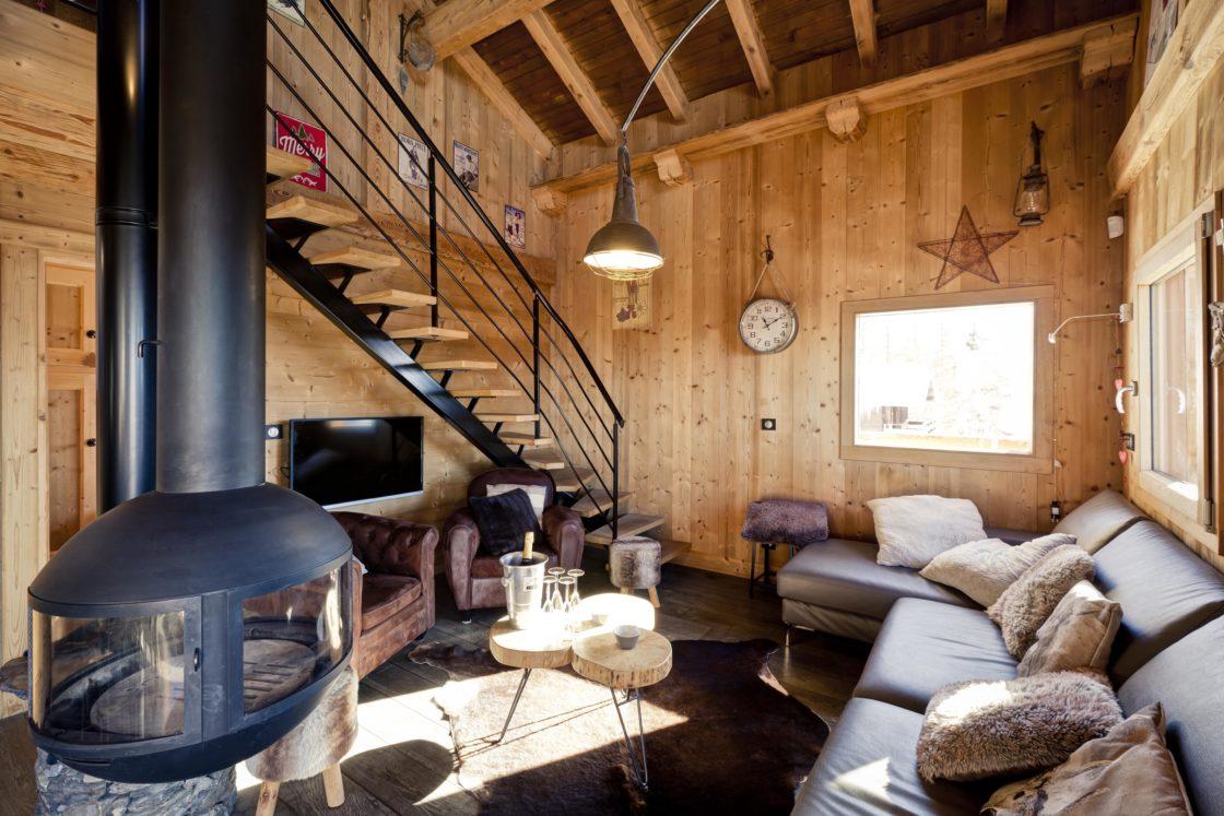 Séjour au ski en chalet La Rosière