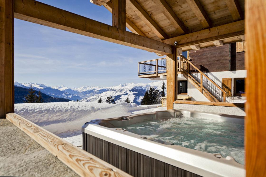 Chalet au ski tout compris La Rosiere