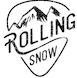 Rolling Snow La Rosière